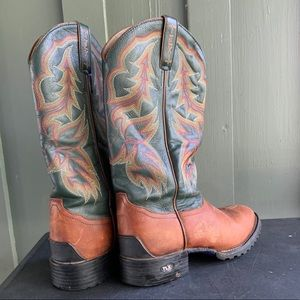 Men's Tony Lama TLX XT4002 Sunset Renegade Boots
